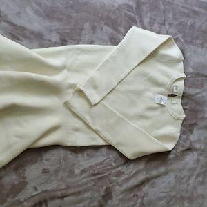 NWT Gap kids sweater dress L